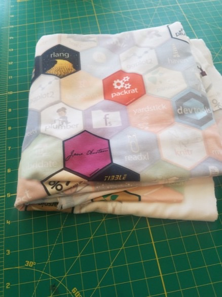 Smaller hex fabric